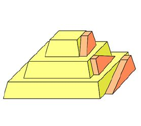 Pyramid building: From the Mastaba to the Step Pyramid